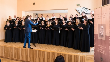 The 3rd edition of Juozas Naujalis choir festival is held on 6th-9th of April, 2017