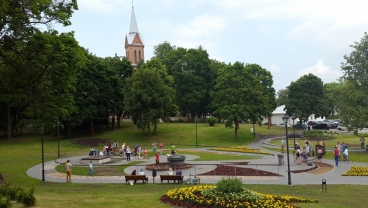 Kaunas Cantat festival in Birštonas