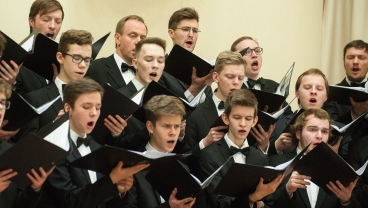 25th anniversary Cantate Domino