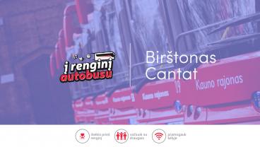 Birštonas Cantat festival