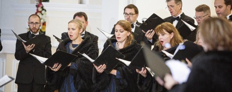 ŠIAULIAI CANTAT 10-asis chorų muzikos festivalis