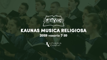 Kaunas Musica Religiosa