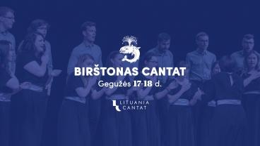 Birštonas Cantat